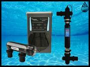 Оборудование для дезинфекции воды в бассейне