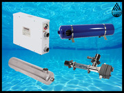 Оборудование для обогрева бассейна