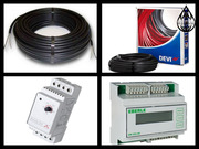 Оборудование и материалы для Системы антиобледенения и снеготаяния
